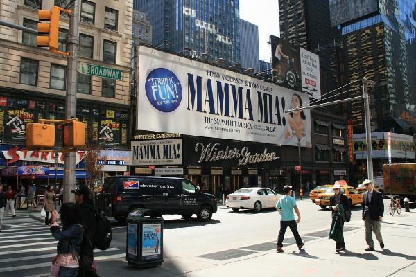 Broadway - Winter Garden Színház