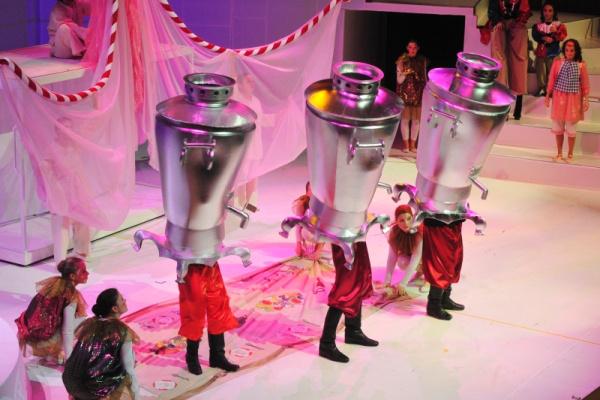 Diótörő - Nemzeti Filharmonikusok, Kolibri Színház 2011