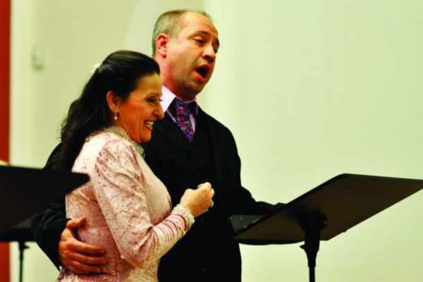 Tokody Ilona és Muskát András