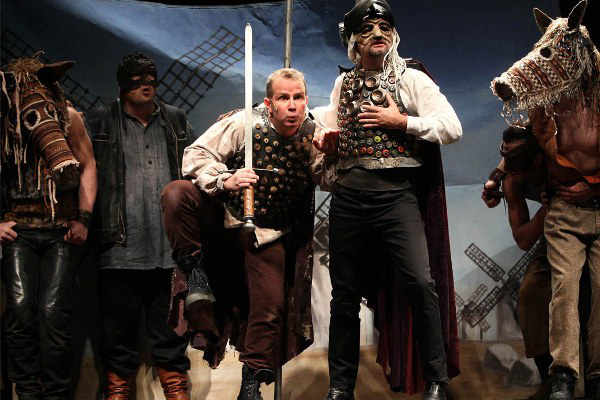 La Mancha lovagja - Hevesi Sándor Színház