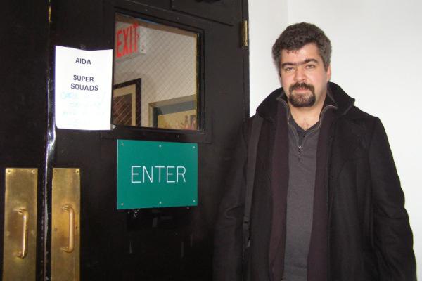 Sebestyén Miklós New York-ban