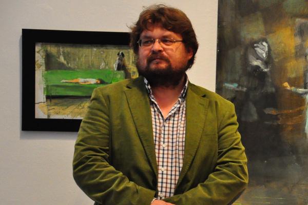 UniCredit Tehetségprogram - győztes pályamunkák kiállítása (Dorottya Galéria, megnyitó) Gulyás Gábor