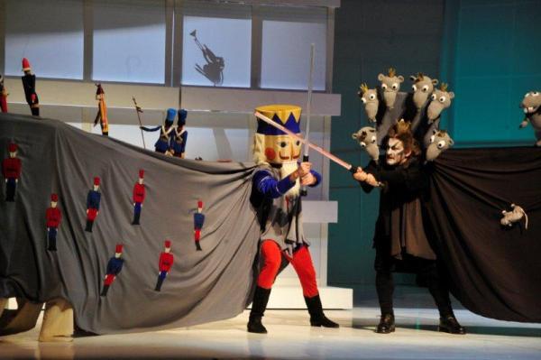 Diótörő - Nemzeti Filharmonikusok, Kocsis Zoltán, Kolibri Színház (2011-es előadás) - fotó: Müpa