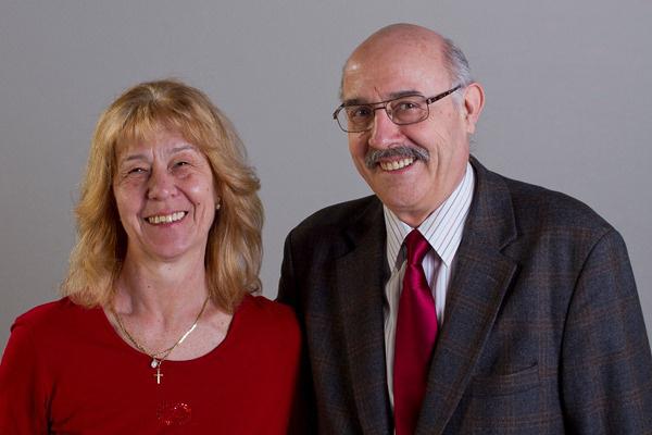 dr. Ballya Irén és dr. Mády Ferenc