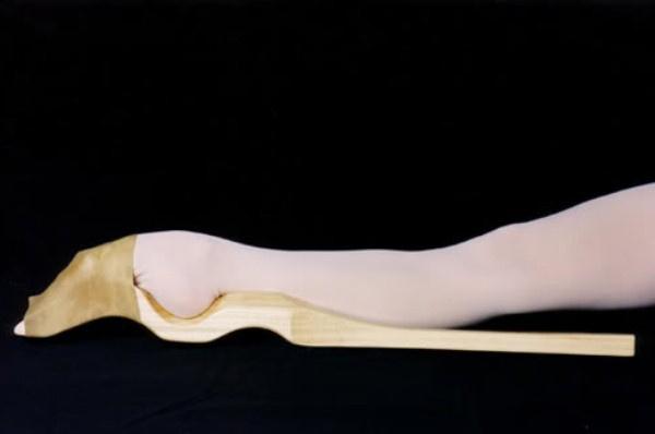 Lábnyújtó baletthez (képünk illusztráció)