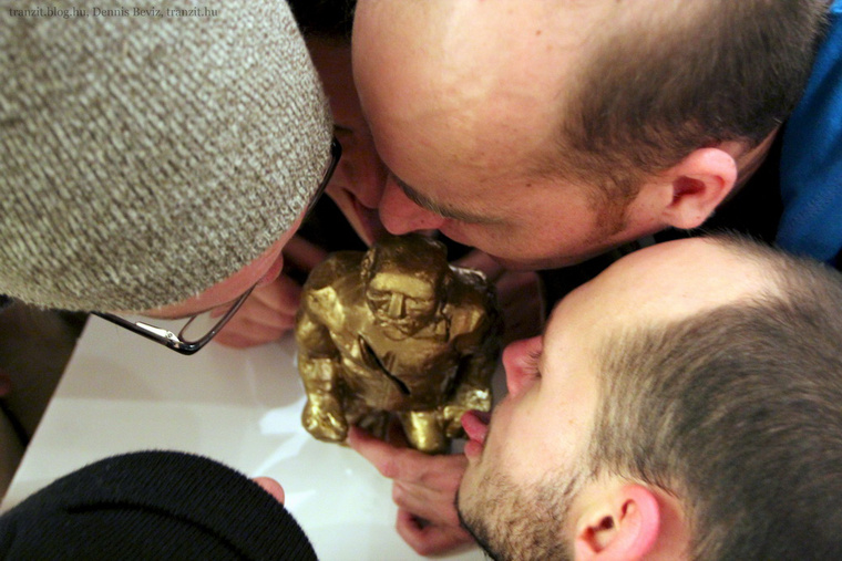 Az NMA a Golden Gólem-díjjal