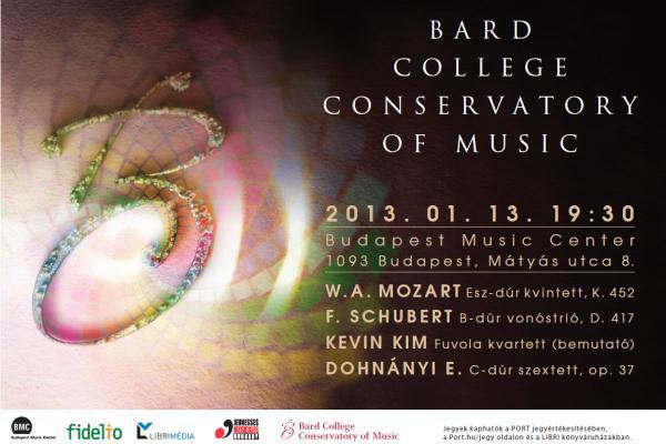 Bard Conservatory meghívó