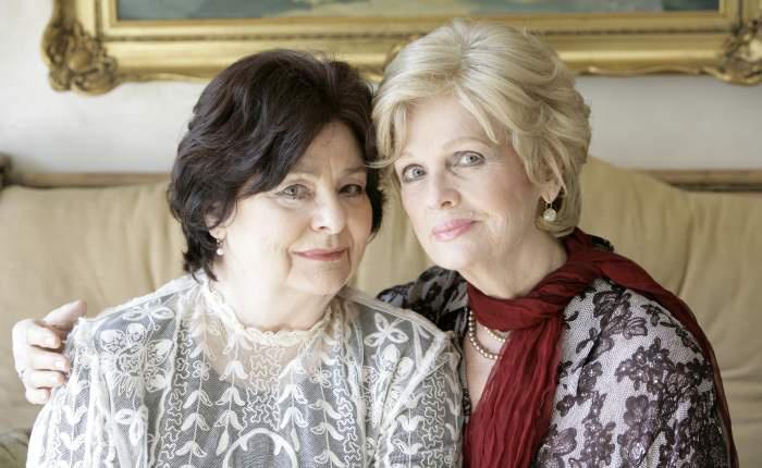 A Szkalla lányok (Béres Ilona és Tordai Teri)