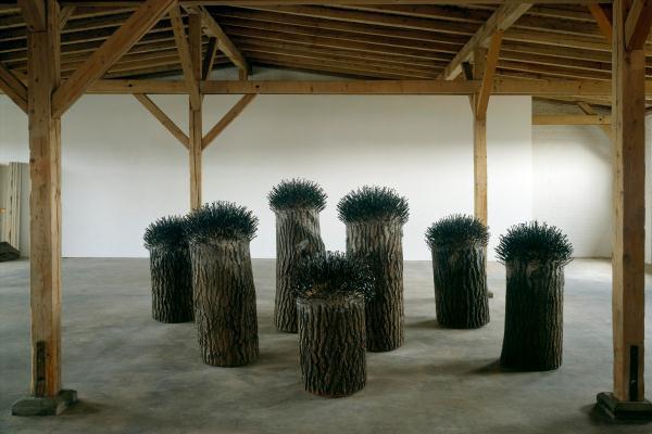 Günther Uecker: A képpé formált anyag (Szépművészeti Múzeum)