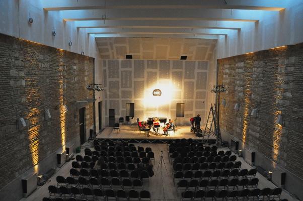 A Bard College Conservatory of Music tartott hangoló koncertet a Budapest Music Centerben 2013. január 13-án