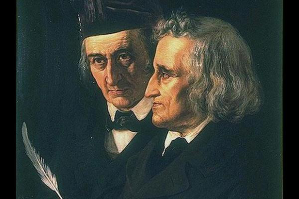 Jacob és Wilhelm Grimm