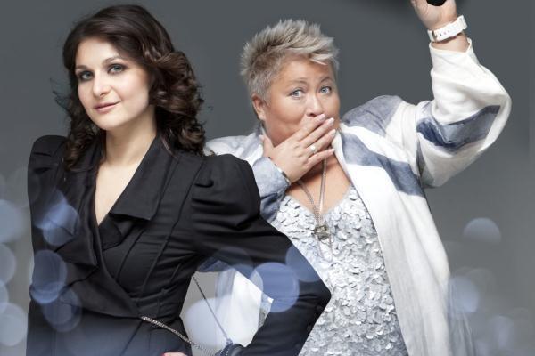 Bíró Eszter és Falusi Mariann
