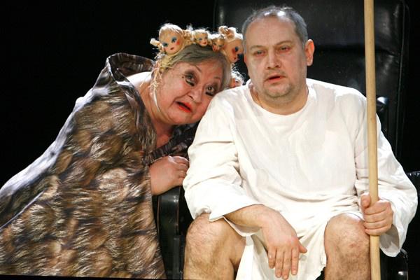 A Nemzeti Színház 2010/2011-es évada - Én vagyok a Te - Molnár Piroska, Znamenák István