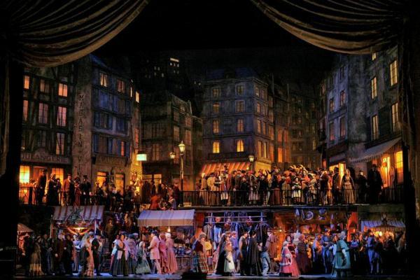Puccini: Bohémélet (Metropolitan Opera)