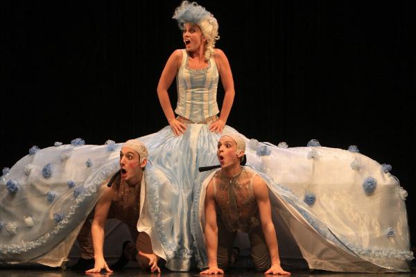 Banális viszonyok - édes finomságok - Pécsi Balett