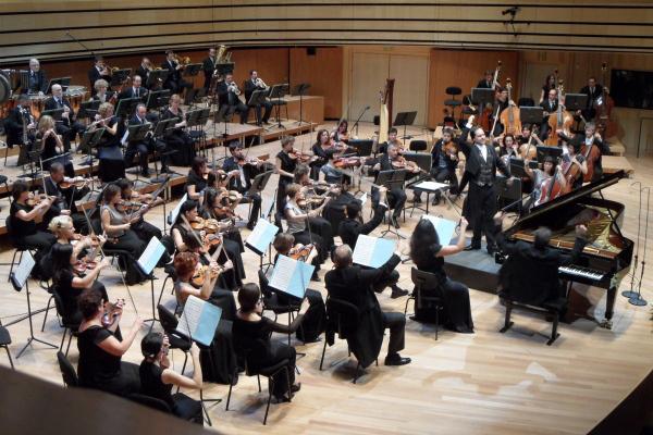 Várjon Dénes - zongora, Pannon Filharmonikusok, vez.: Bogányi Tibor - Bartók Maraton - 2013. február 3.