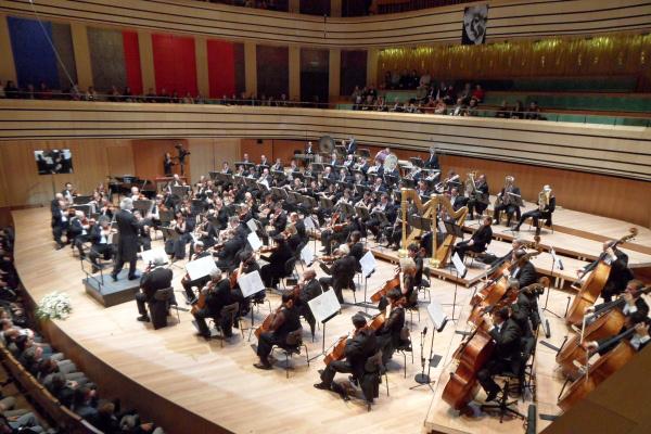 Nemzeti Filharmonikusok, vez. Kocsis Zoltán - Bartók Maraton - 2013. február 3.