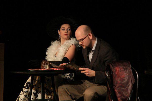 A Moltopera Társulat Bohémélet-keresztmetszete a Pécsi Nemzeti Színházban