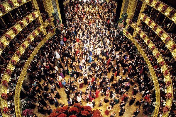 Bécsi operabál 2013