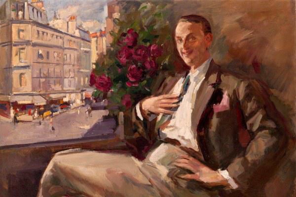 Fjodor Saljapin (Konstantin Korovin portréja)