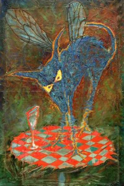 Kiss Tibi festménye