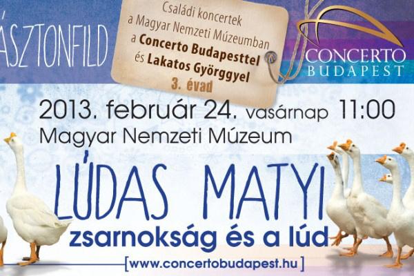 Dzsopatán és Gásztonfild - Concert Budapest