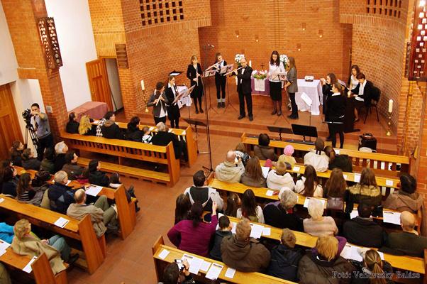 Fülep Márk budaörsi adventi koncertje