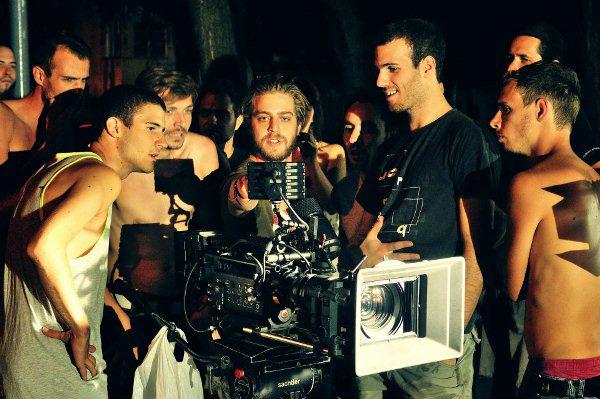 Nekem Budapest - Pluhár Attila Sándorferi munkacímű filmjének forgatása