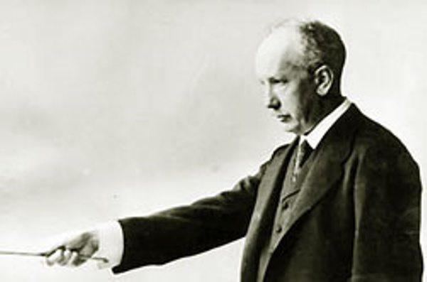 Richard Strauss vezényel