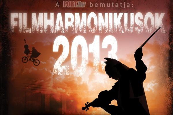 Filmharmonikusok 2013 - Budafoki Dohnányi Zenekar