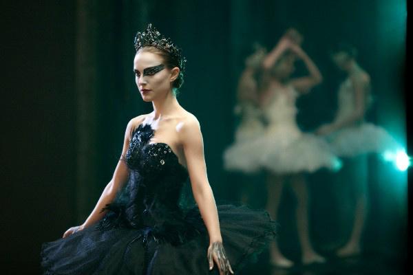 Natalie Portman a Fekete hattyú című filmben
