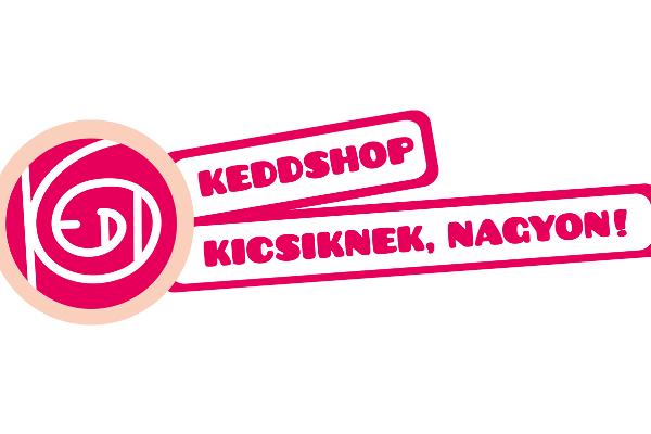 KEDDshop logó
