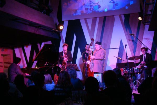 Tim Ries és Tony Lakatos, Szakcsi Generation Gála, Opus Jazz Club, 2013.03.30