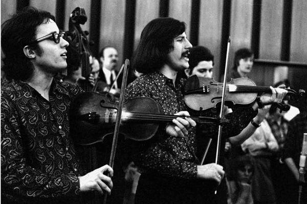 Sebő Ferenc és Haloms Béla