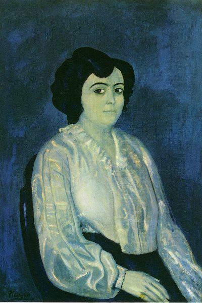 Picasso: Madame Soler
