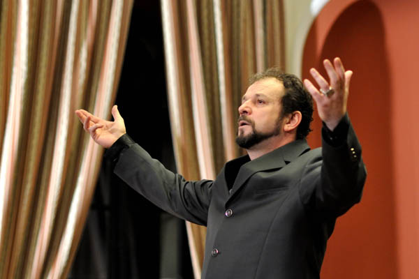 Verdi-Wagner-est, Kiss B. Attila