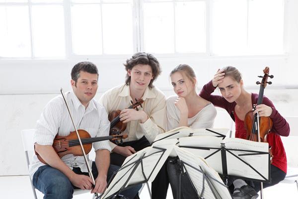 Kalapáccsal és vonóval - Kelemen Kvartett