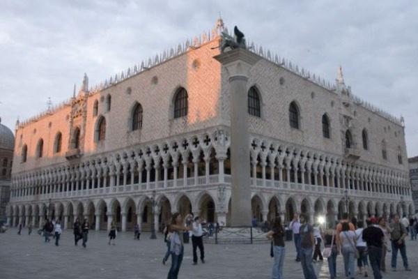 Dózse-palota, Velence