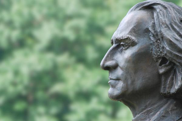 Liszt-szobor