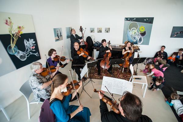 MeseMuzsika - Weiner-Szász Kamaraszimfonikusok - A38 hajó