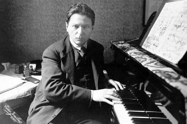 George Enescu 1930-ban
