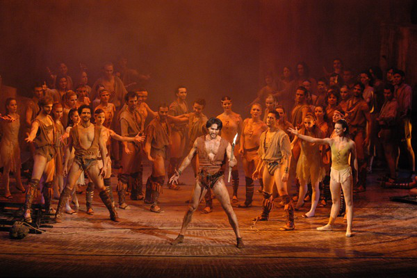 Spartacus - Magyar Nemzeti Balett