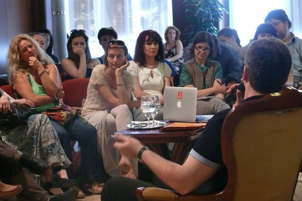 Szakmai beszélgetés - 13. Pécsi Országos Színházi Találkozó - 5. nap