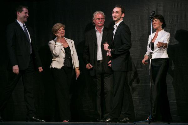 Seregi-díj - Lukács András