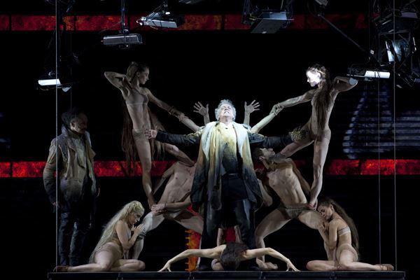 A Rajna kincse - Milánó, La Scala, 2013.