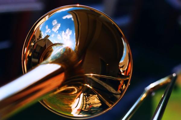 Trombone - illusztráció