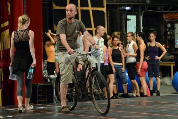 A Leányvásár próbája a Szegedi Nemzeti Színházban