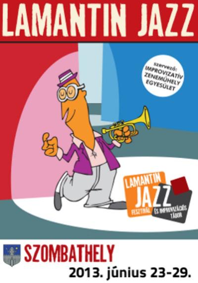 Lamantin Jazzfesztivál 2013
