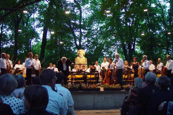 Beethoven-estek, Martonvásár