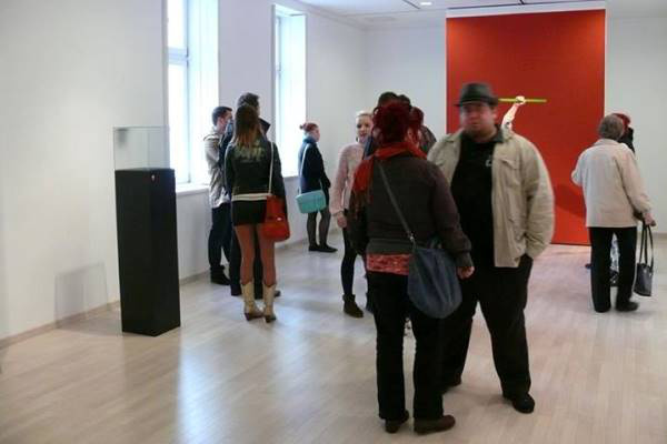 Eau de Couleurs-kiállítás